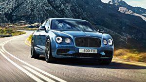 Bentley přichází snovinkou Flying Spur