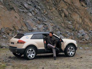 Audi Steppenwolf: Vytuněné TT, které předběhlo ten správný čas