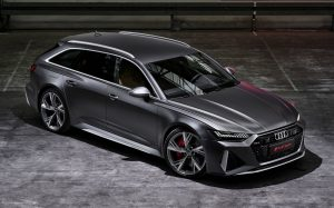 Nové Audi RS6 spatřilo světlo světa!
