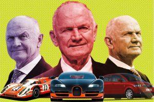 Zemřel Ferdinand Piëch, muž, který se zasloužil o vzestup a slávu Volkswagenu