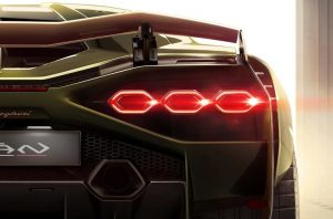 Nejnovější model Lamborghini je na světě!