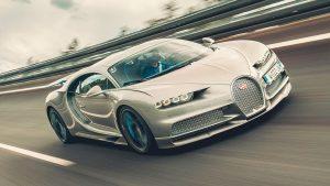 Přivítejte nové nejrychlejší sériově vyráběné auto!