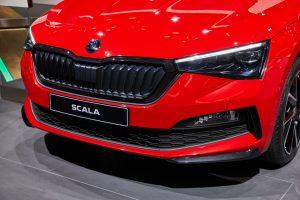 Přivítejte nový model Škoda Scala Monte Carlo!