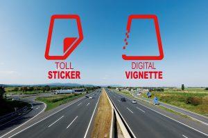 Elektronické dálniční známky se pomalu blíží!